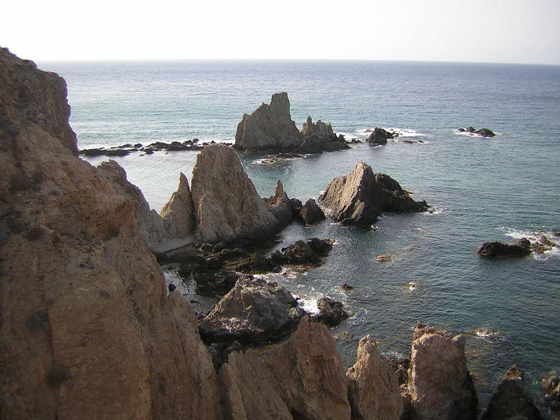 Cabo de Gata Nijar - Arrecife de las Sirenas