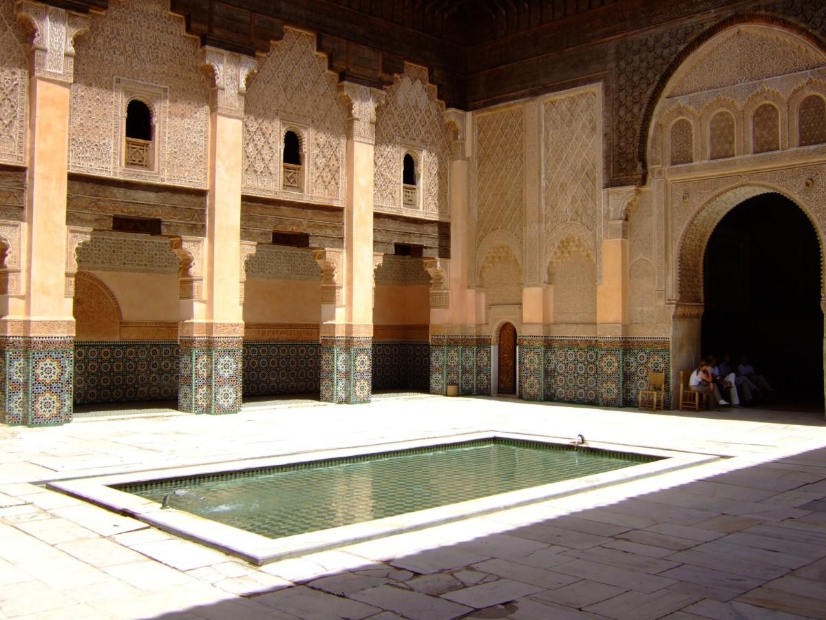 Madrasa de Ben Youssef (Marrakech)
