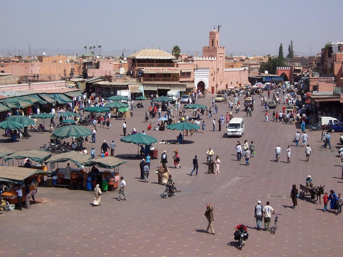 Palza Yamaa el Fna (Marrakech)