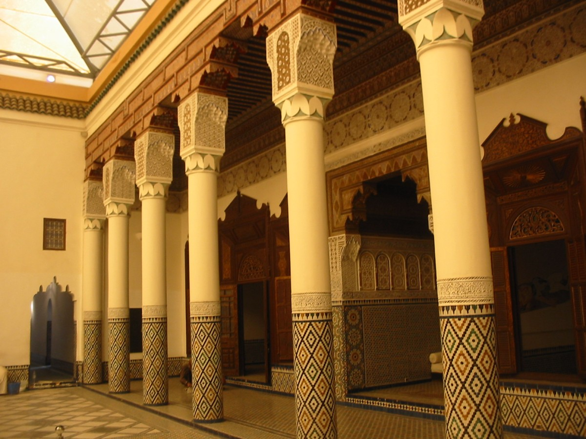 Museo de Marrakech (interior)