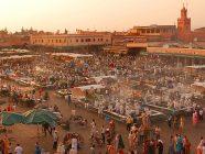 Plaza Yamaa el Fna (Marrakech)