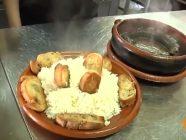 Así se cocina la mejor lamprea del Miño reportaje de Vía Televisión