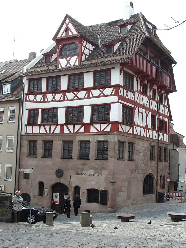Casa Museo de Alberto Durero - Albrecht-Dürer-Haus (Núremberg)