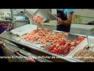 La gastronomia de Huelva en las Colombinas (Huelva) (video)