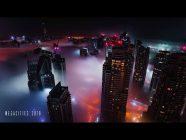 Megacities 2019 Increíbles timelapses nocturnos de Dubai Singapur Hong Kong and Japón