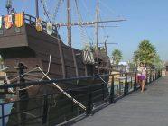 Muelle de las Carabelas (Palos de la Frontera) (Disfruta Huelva) (video)