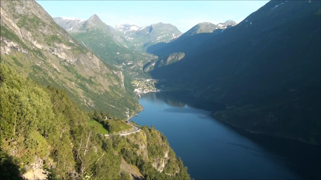 Naturaleza en Noruega (vídeo de J.M.B.C.)