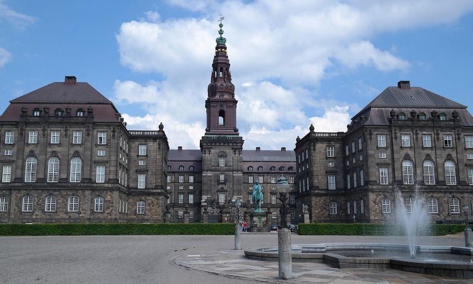 Palacio de Christiansborg Copenhague