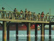 Playa de Mazagon y Muelle del Vigia (Disfruta Huelva) (video)