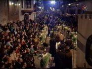 Procesión de Semana Santa en Puente Genil (1994) (vídeo)