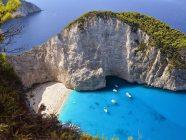 Zakynthos la isla griega con una de las playas más hermosas del mundo