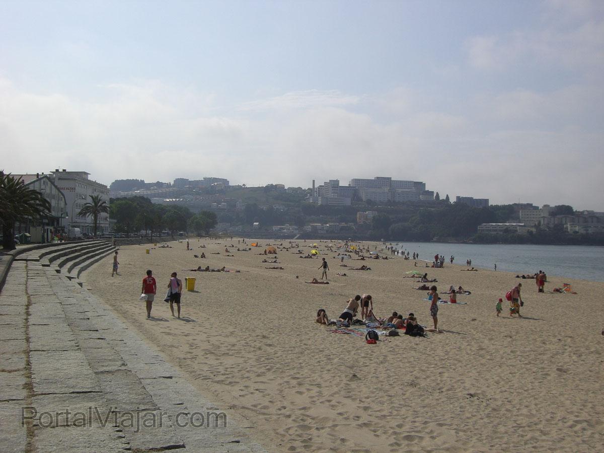 Playa de Santa Cristina (A Coruña)