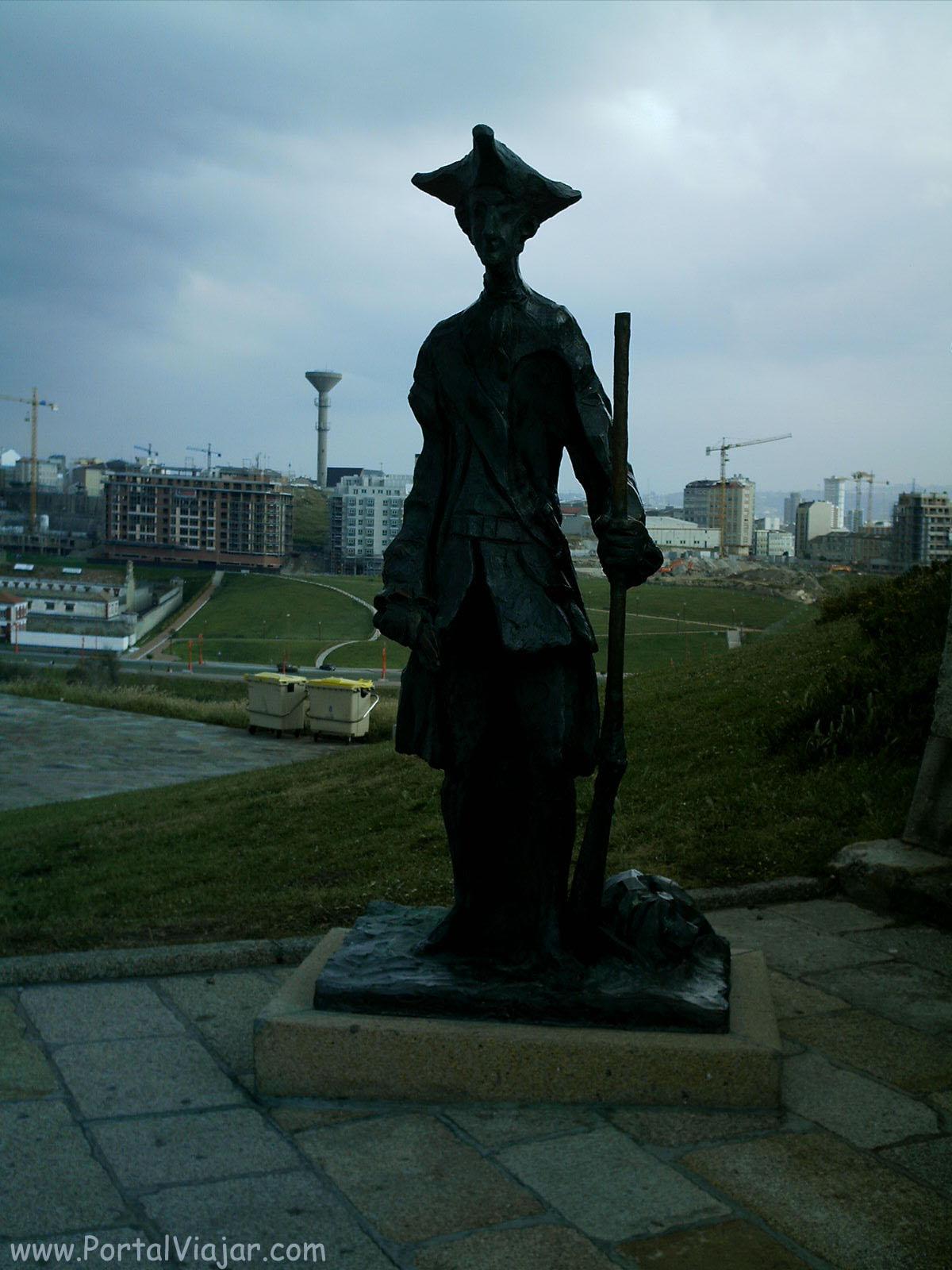Monumento El Inglés (A Coruña)