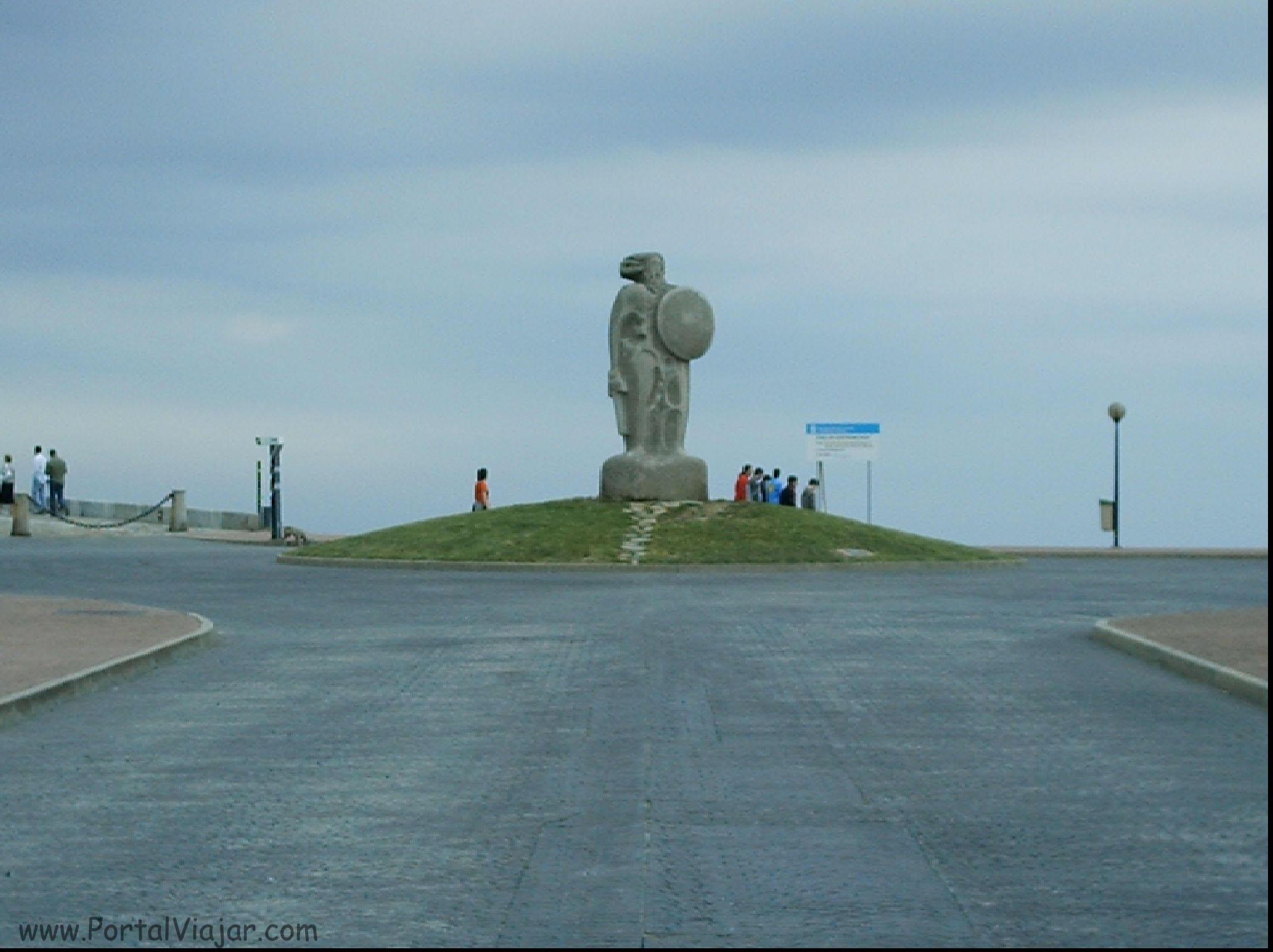 Estatua de Hércules (A Coruña)