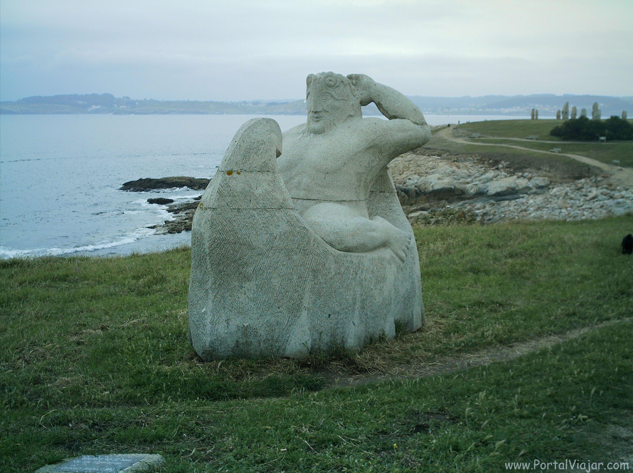 Hércules en la Nave de los Argonautas (A Coruña)