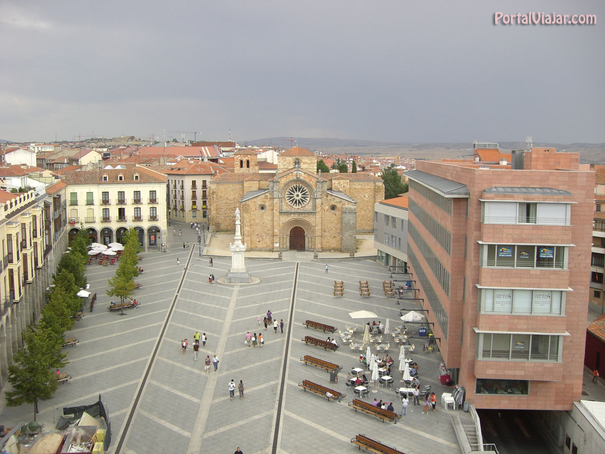 Mercado Grande (Ávila)