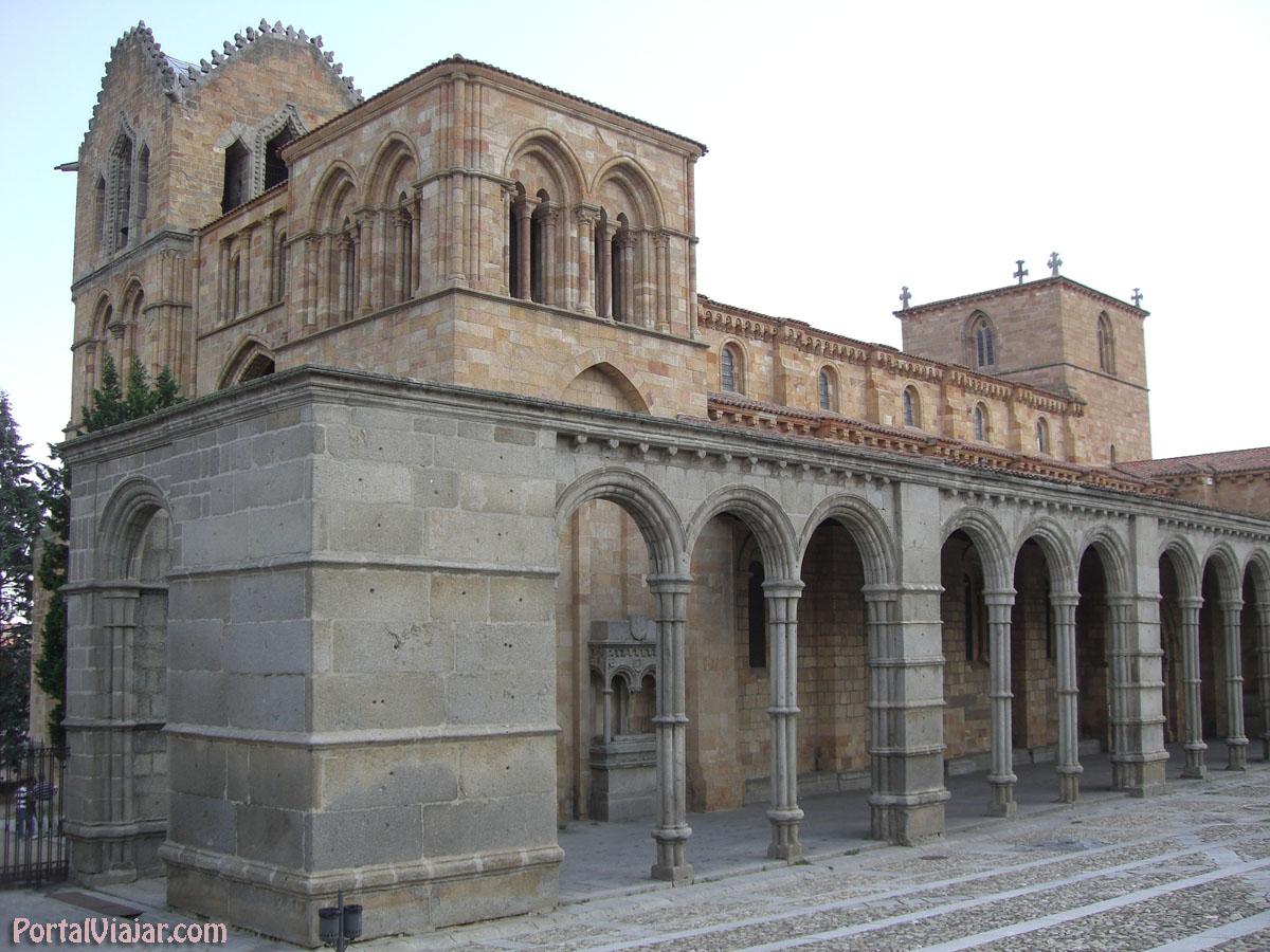Basílica de San Vicente (Ávila)