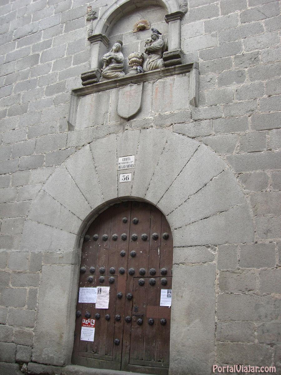 Ermita de Nuestra Señora de las Nieves (Ávila)
