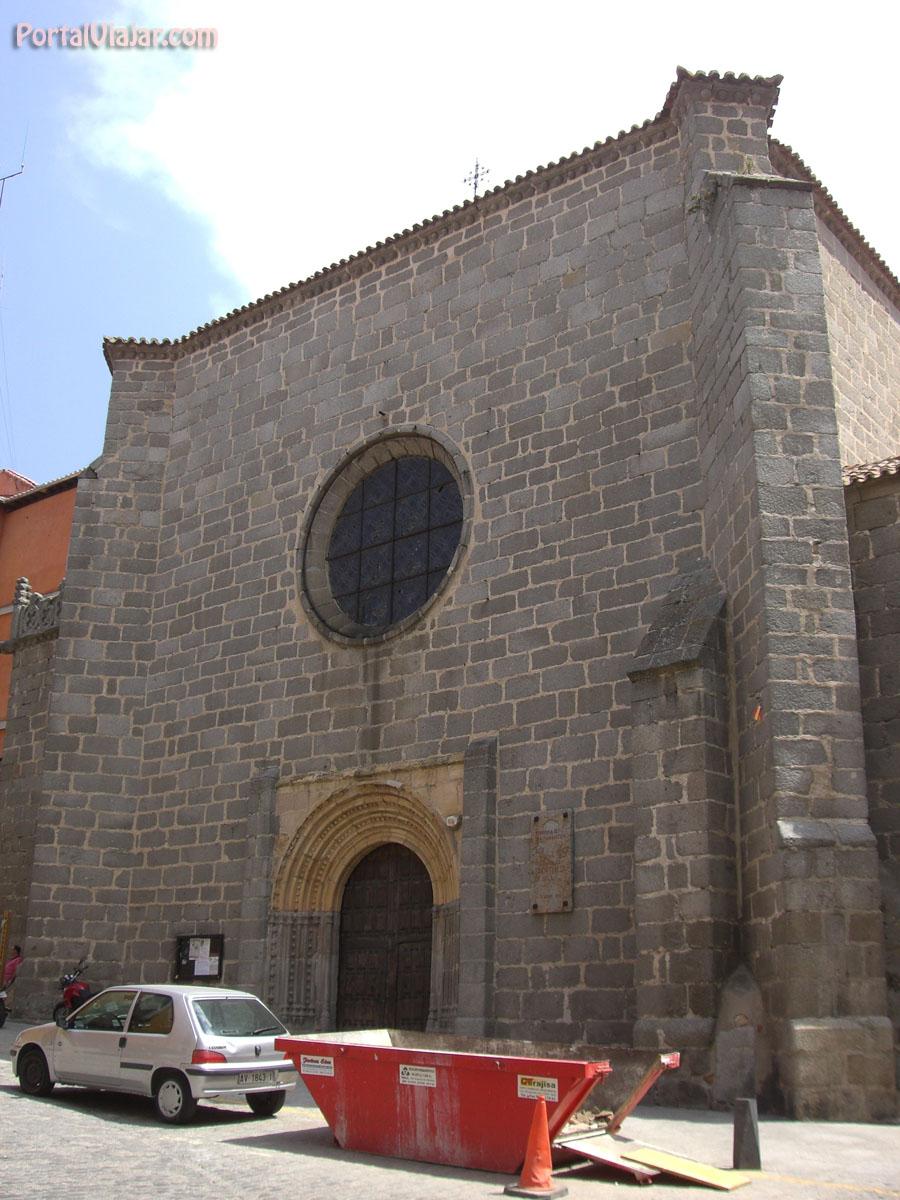 Parroquia de San Juan Bautista (Ávila)