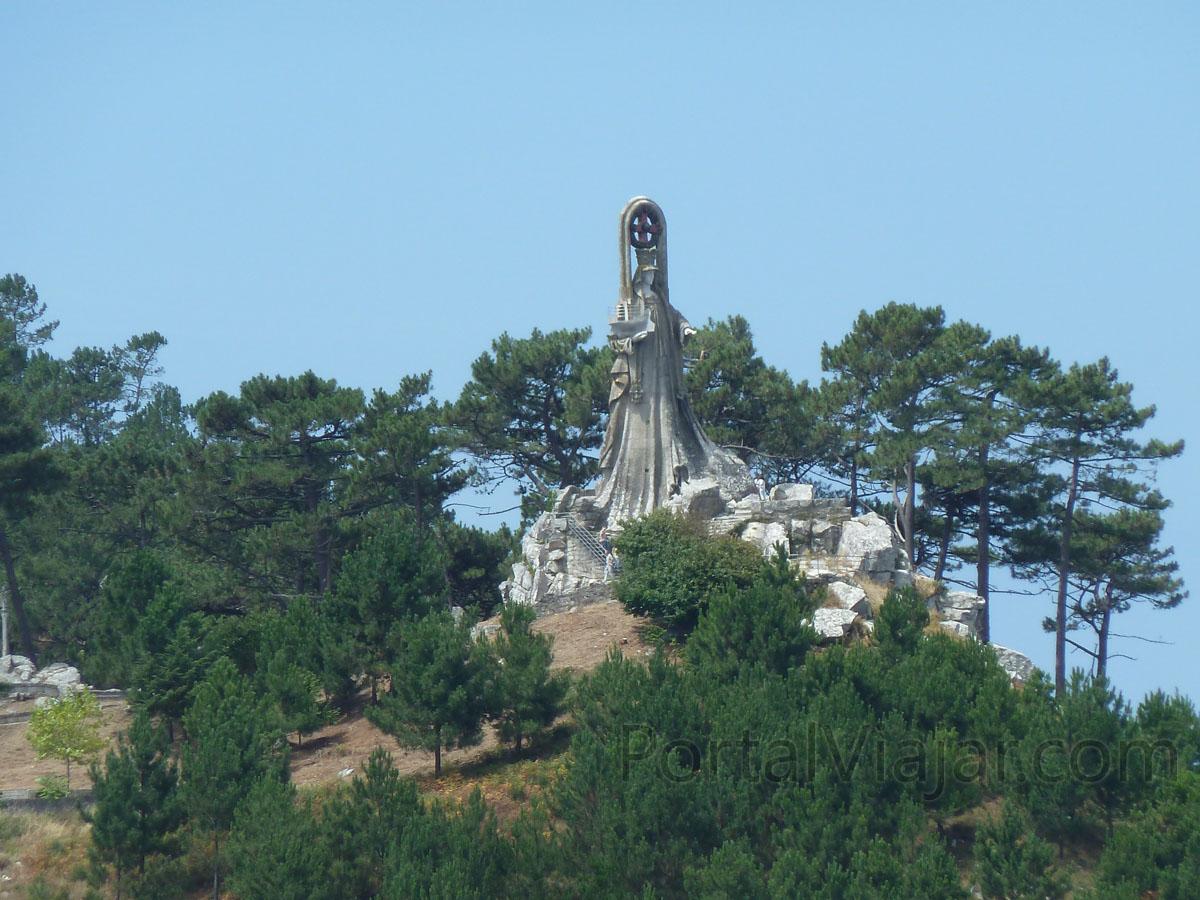 Virgen de la Roca (Baiona)