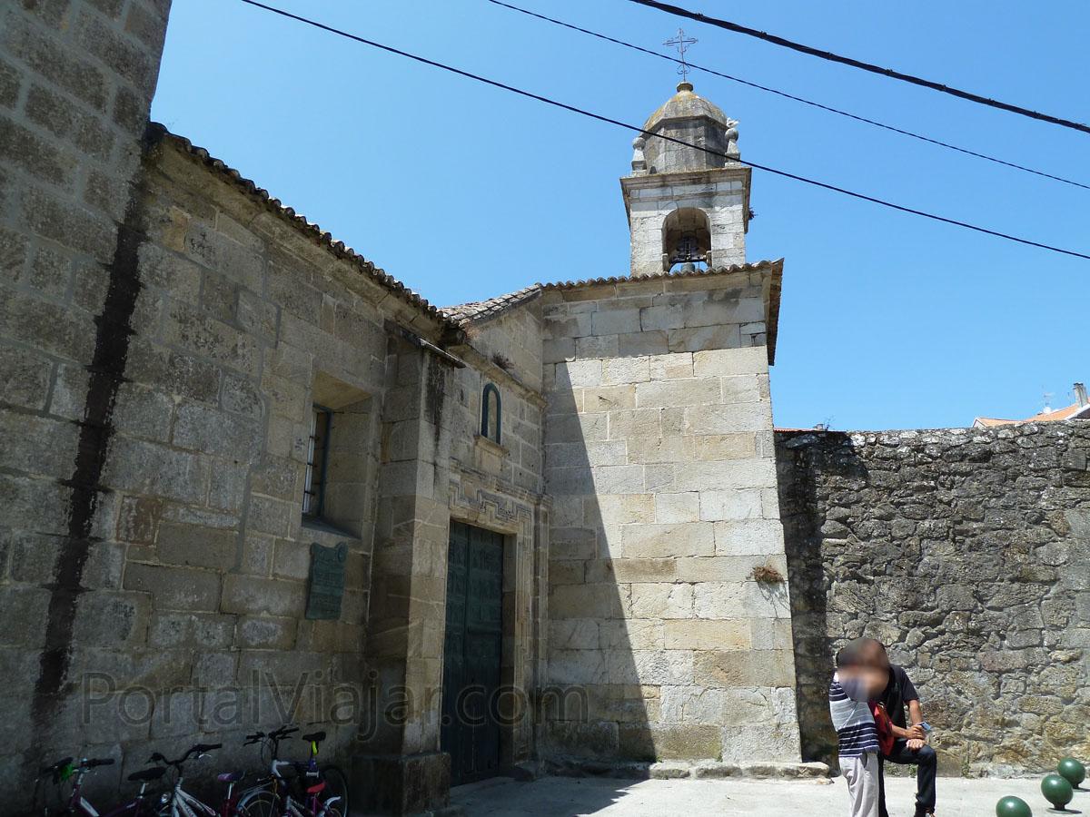 Convento de las Madres Dominicanas de la Anunciación (Baiona)