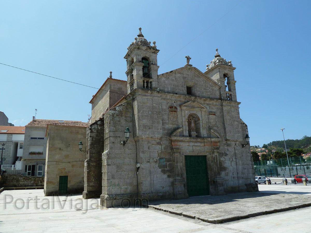 Santuario de Santa Liberata (Baiona)