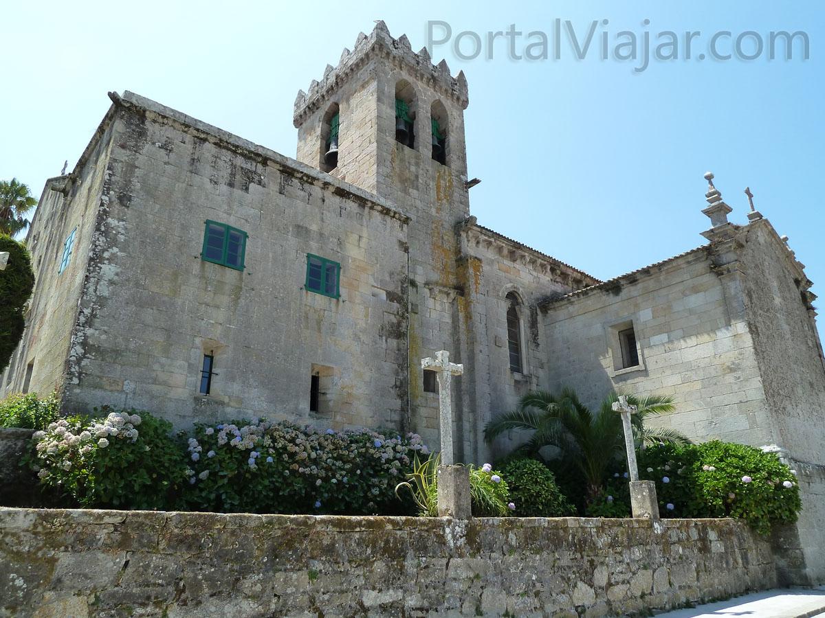 Ex Colegiata de Santa María (Baiona)