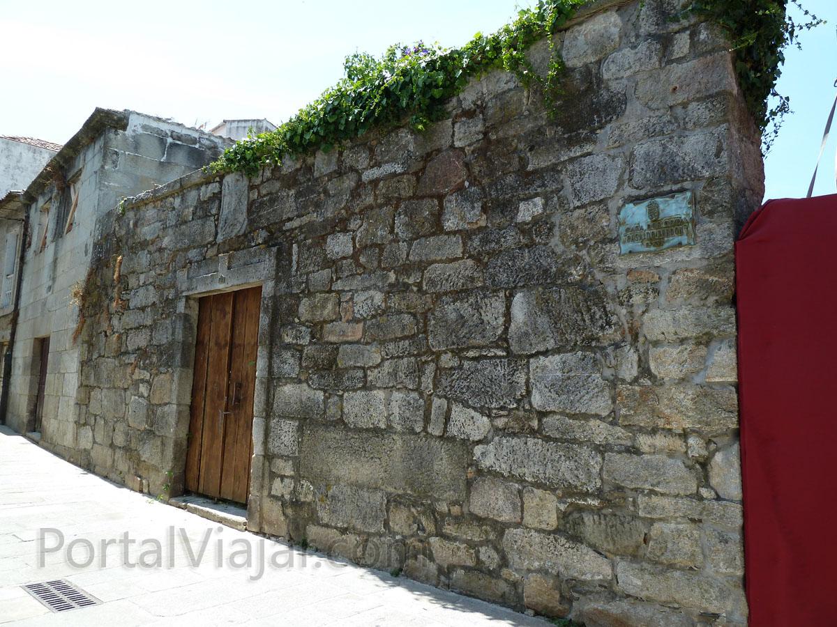 Casa de los Ceta (Baiona)