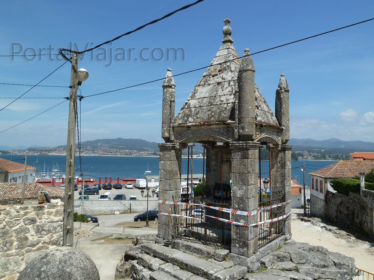 Crucero de la Santísima Trinidad (Baiona)