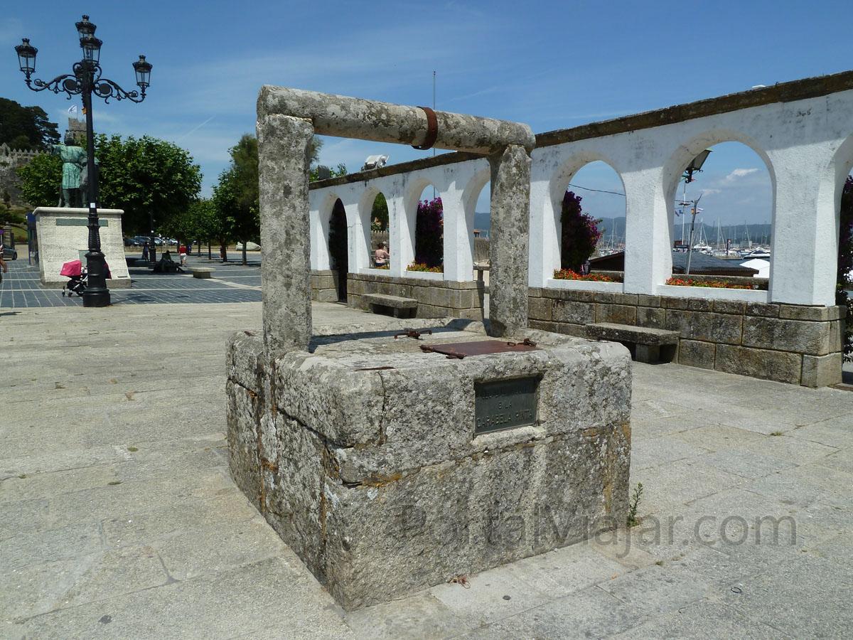 Pozo de la Aguada (Baiona)