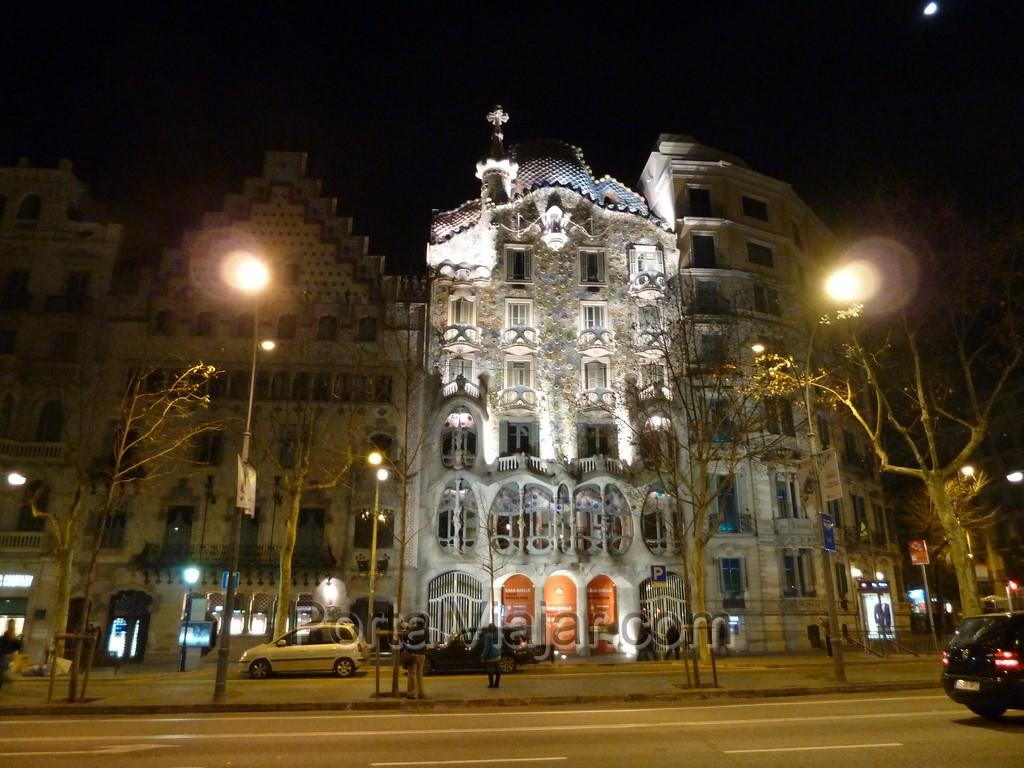 barcelona casa batllo 1