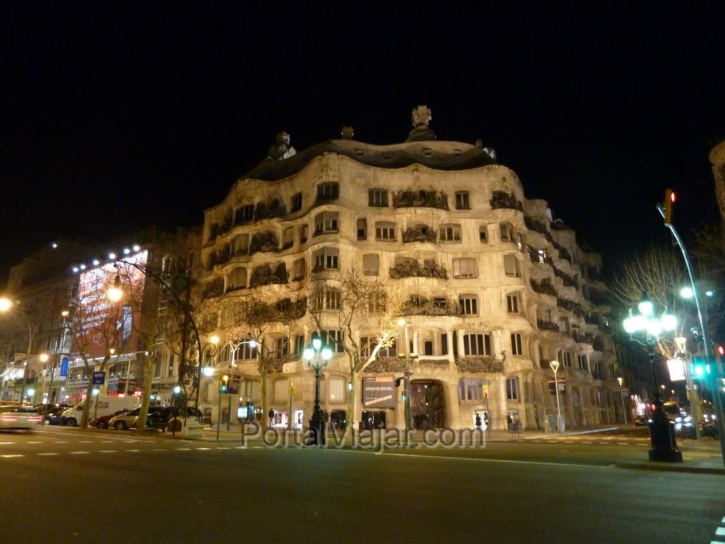 barcelona pedrera casa mila 2