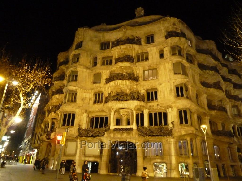 barcelona pedrera casa mila 3