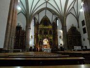 Basílica de Nuestra Señora de la Encina (ponferrada) - Interior - Retablo
