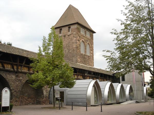 «Nibelungenmuseum Worms». Publicado bajo la licencia CC BY-SA 2.0 de vía Wikimedia Commons - https://commons.wikimedia.org/wiki/File:Nibelungenmuseum_Worms.jpg#/media/File:Nibelungenmuseum_Worms.jpg.