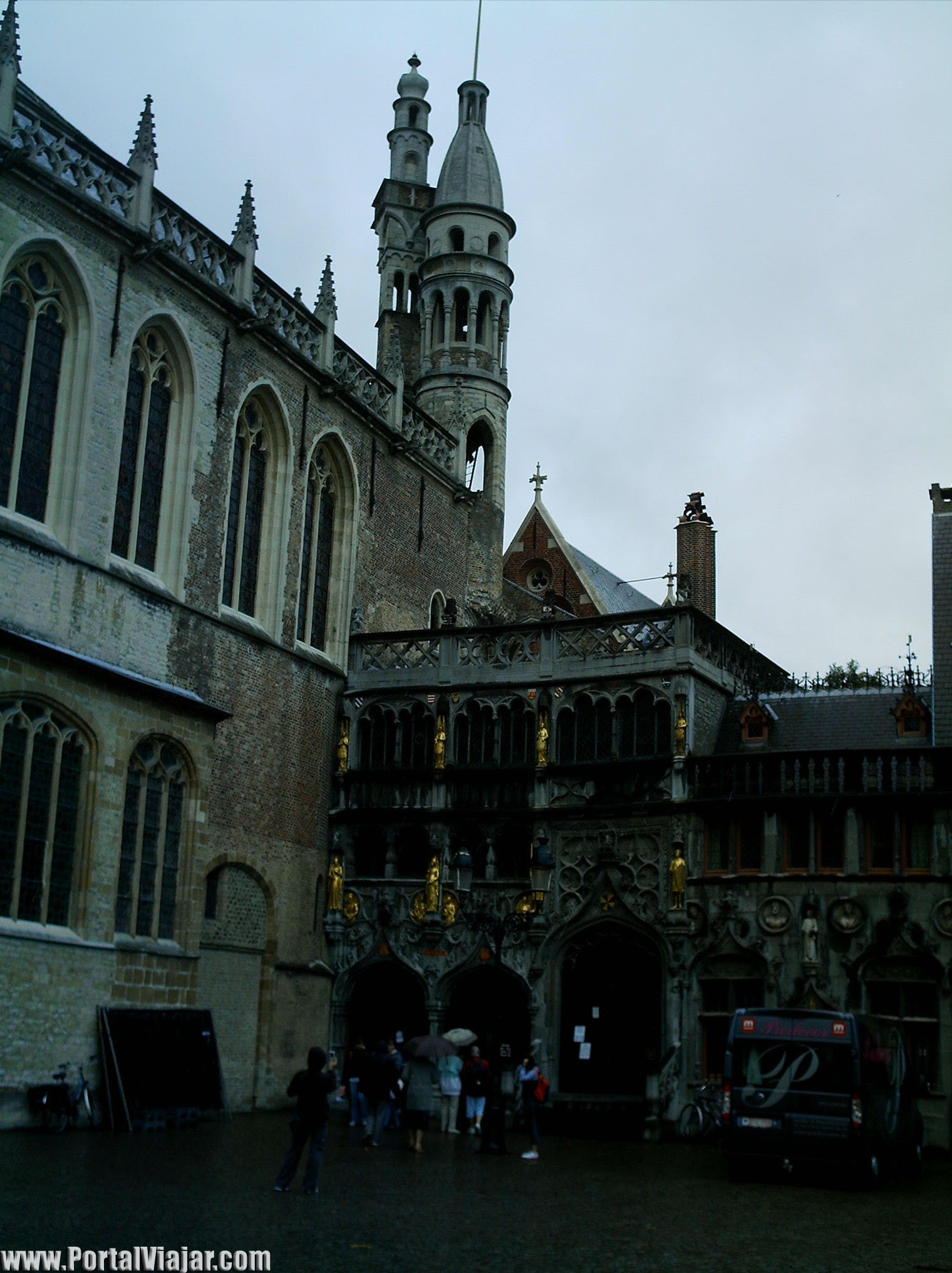 Brujas - Basílica de la Santa Sangre