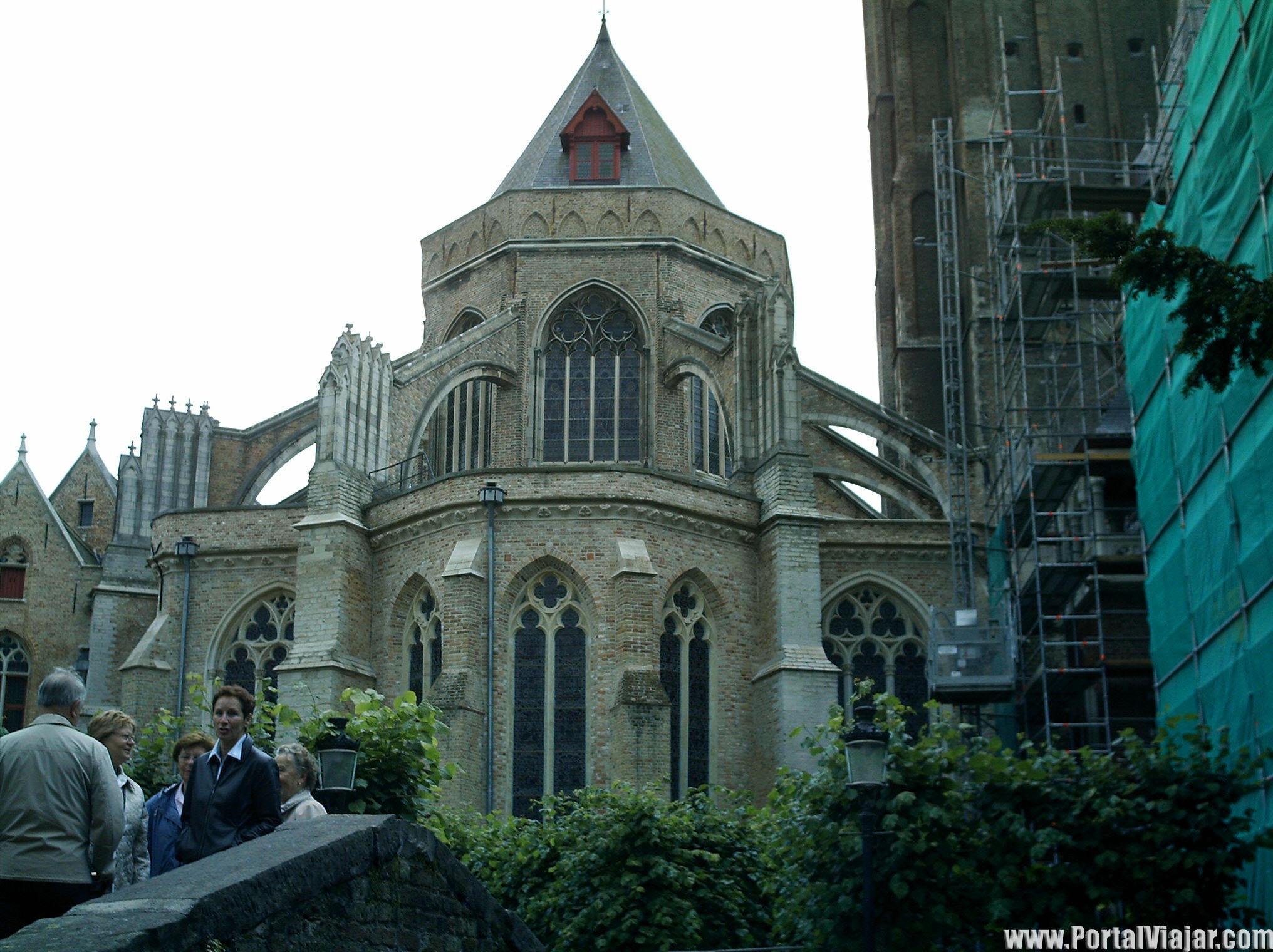 Brujas - Iglesia de Nuestra Señora