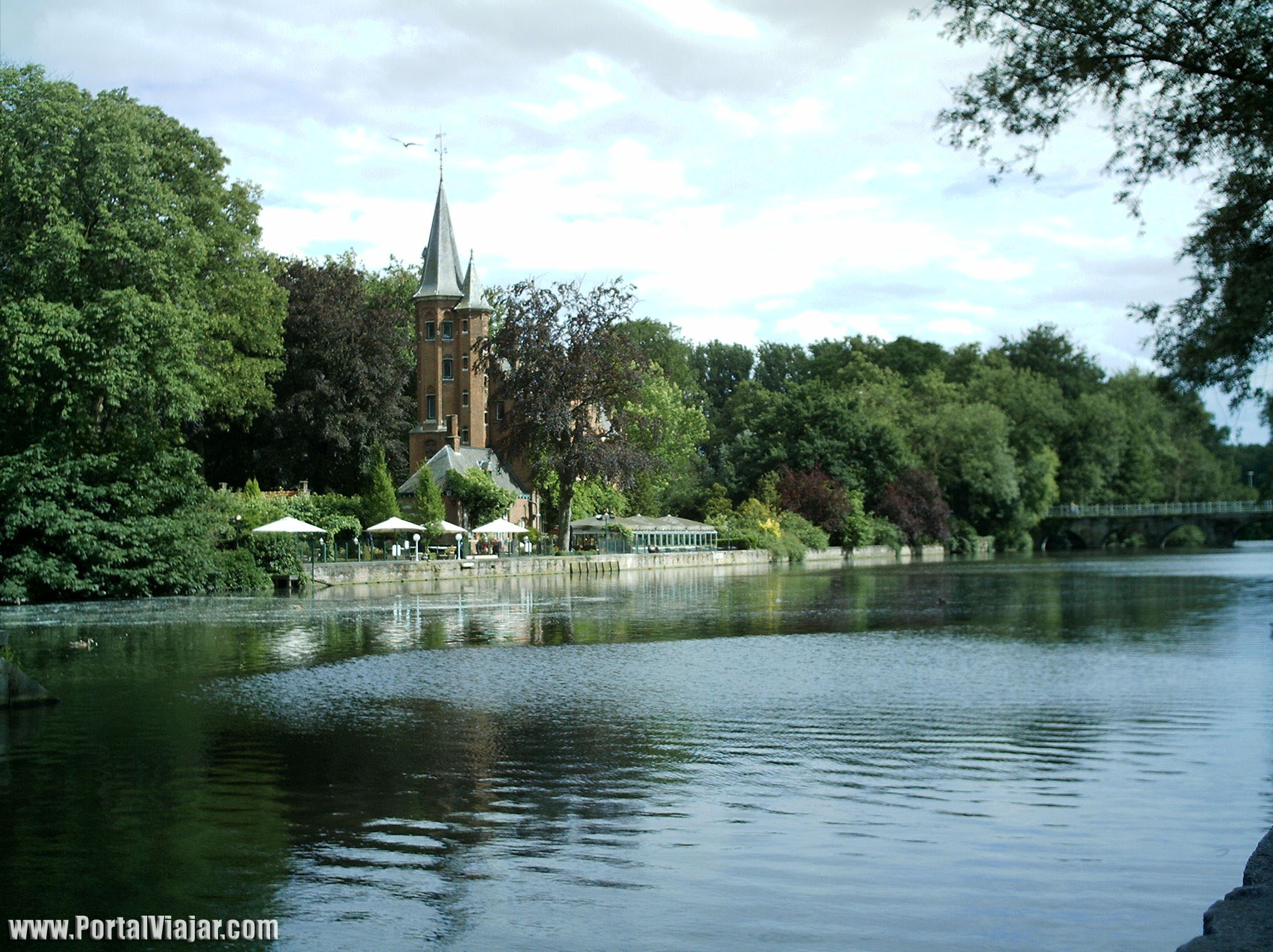Brujas - Minnewater
