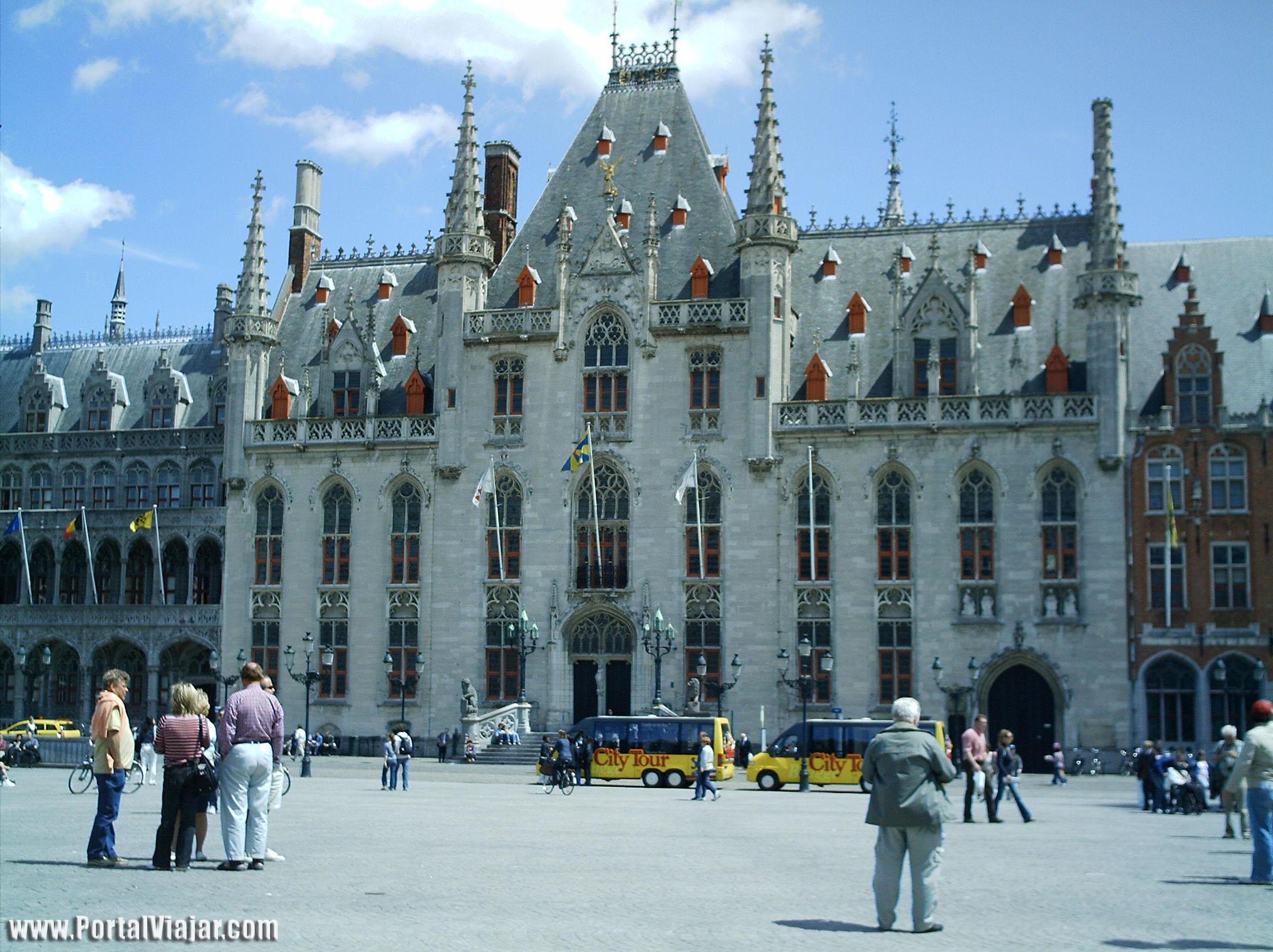 Brujas - Palacio Provincial