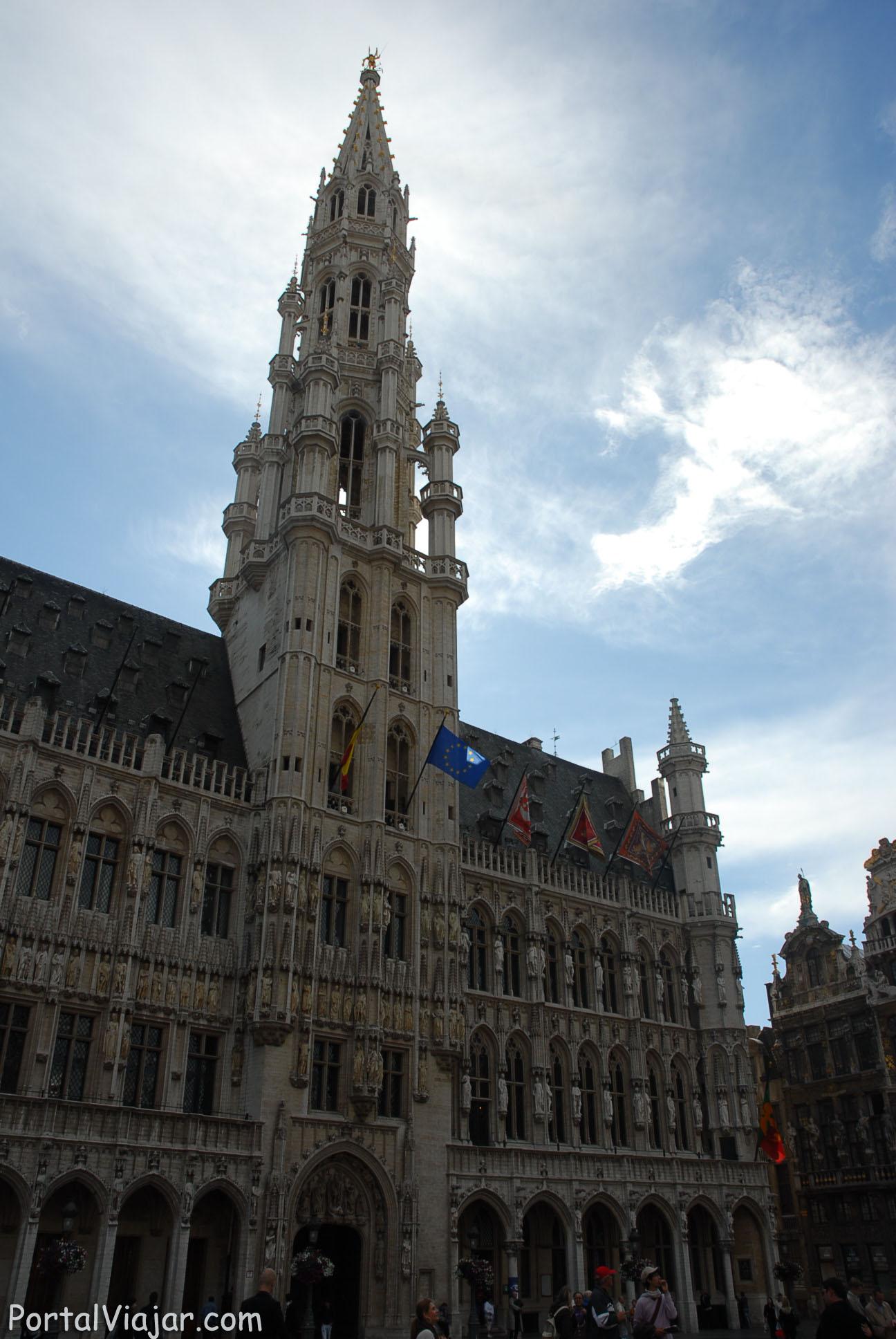 Ayuntamiento de bruselas h tel de ville portal viajar for Ayuntamiento de villel de mesa