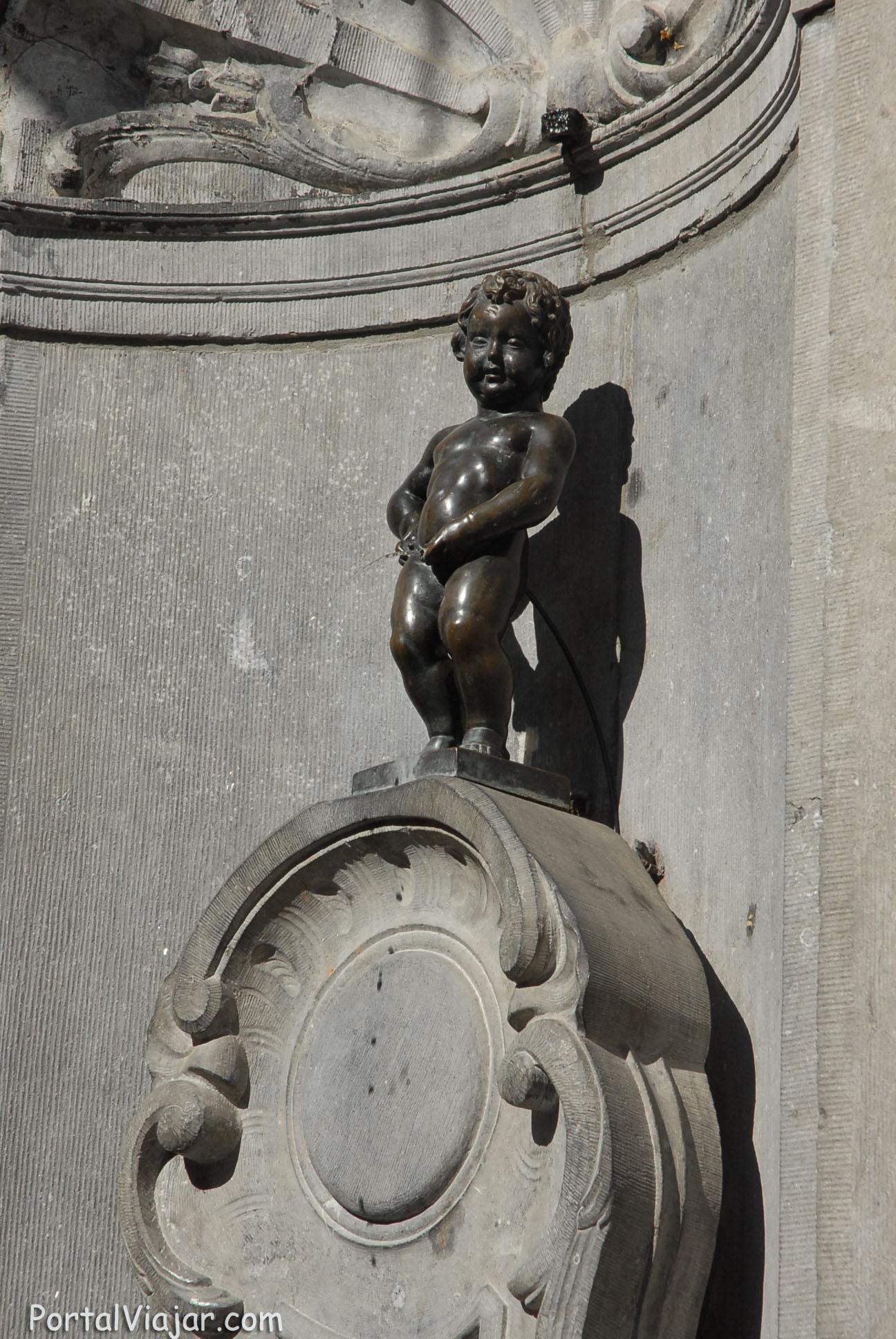 Manneken Pis (Bruselas)