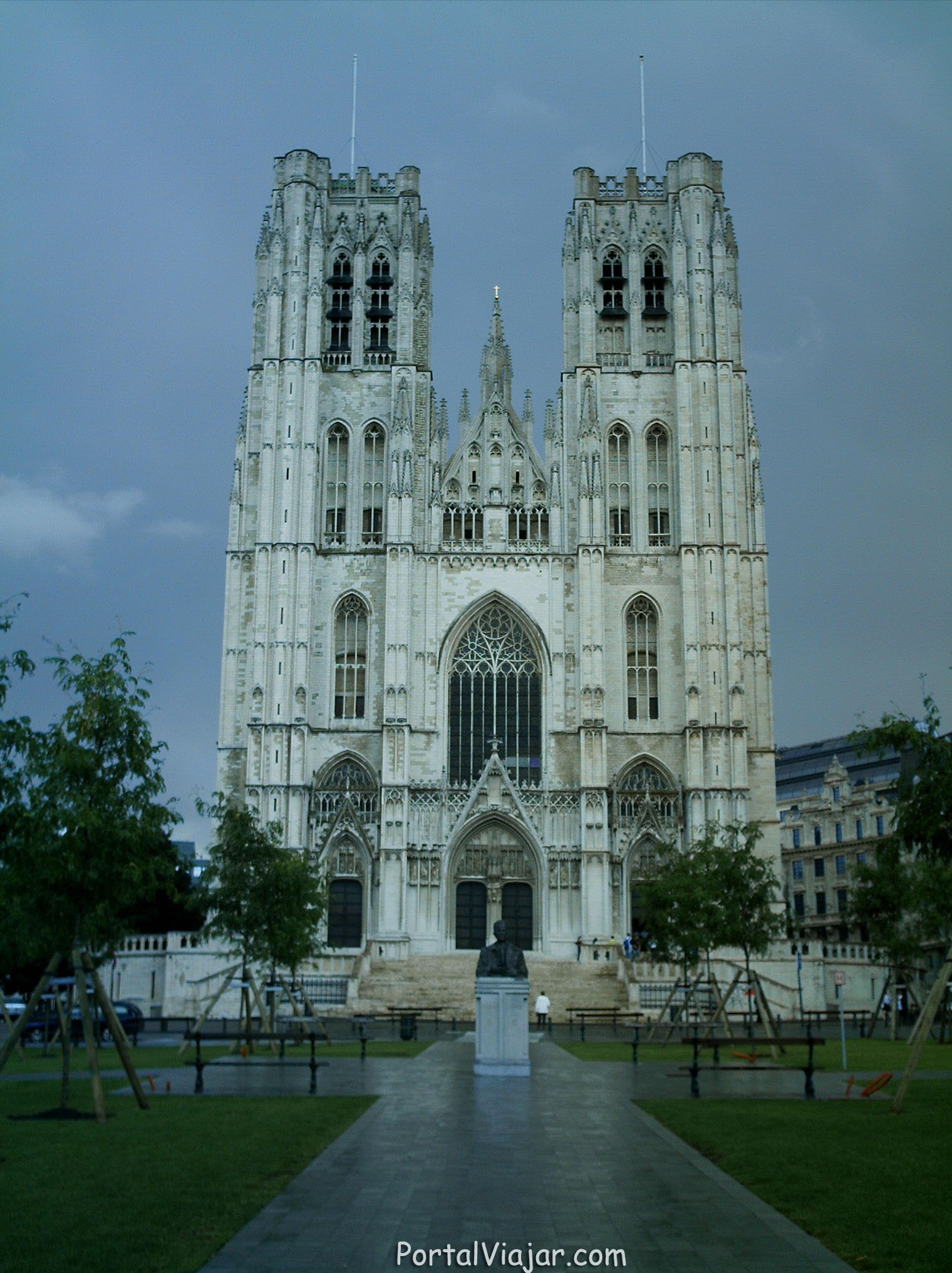 Catedral de San Miguel y Santa Gúdula (Bruselas)