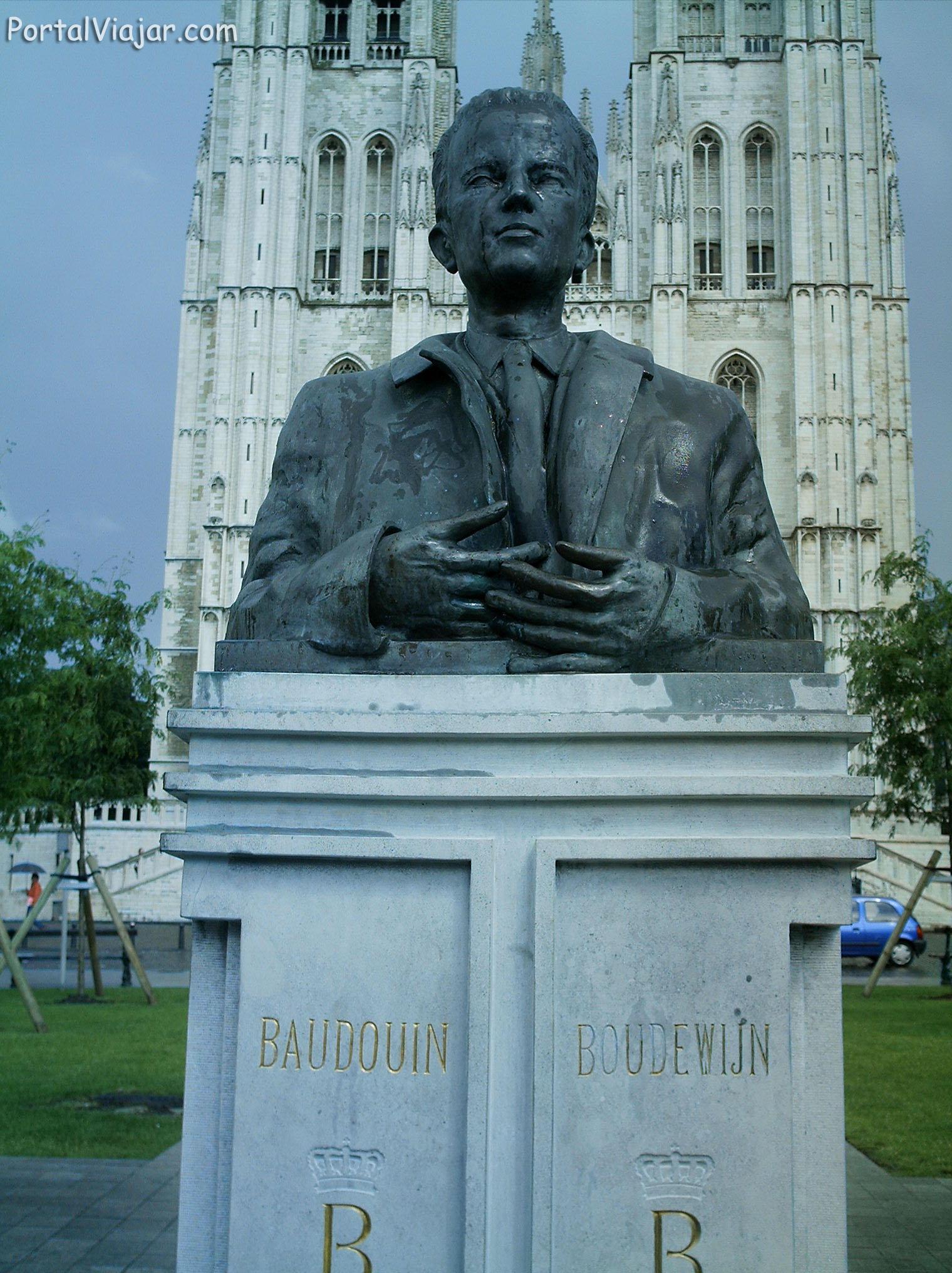 Monumento a Baudouin (Bruselas)