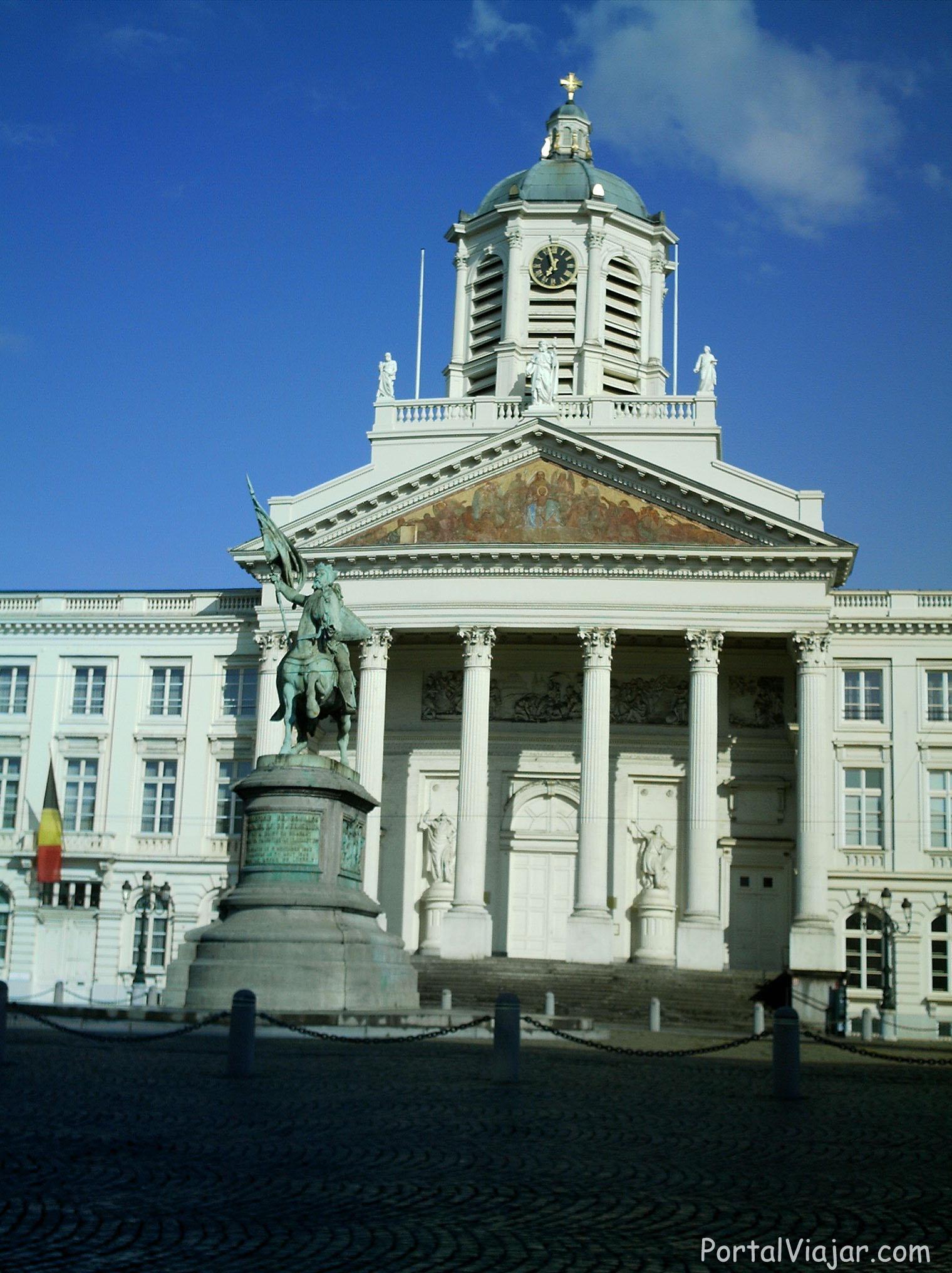 Iglesia Saint-Jacques sur Coudenberg (Bruselas)