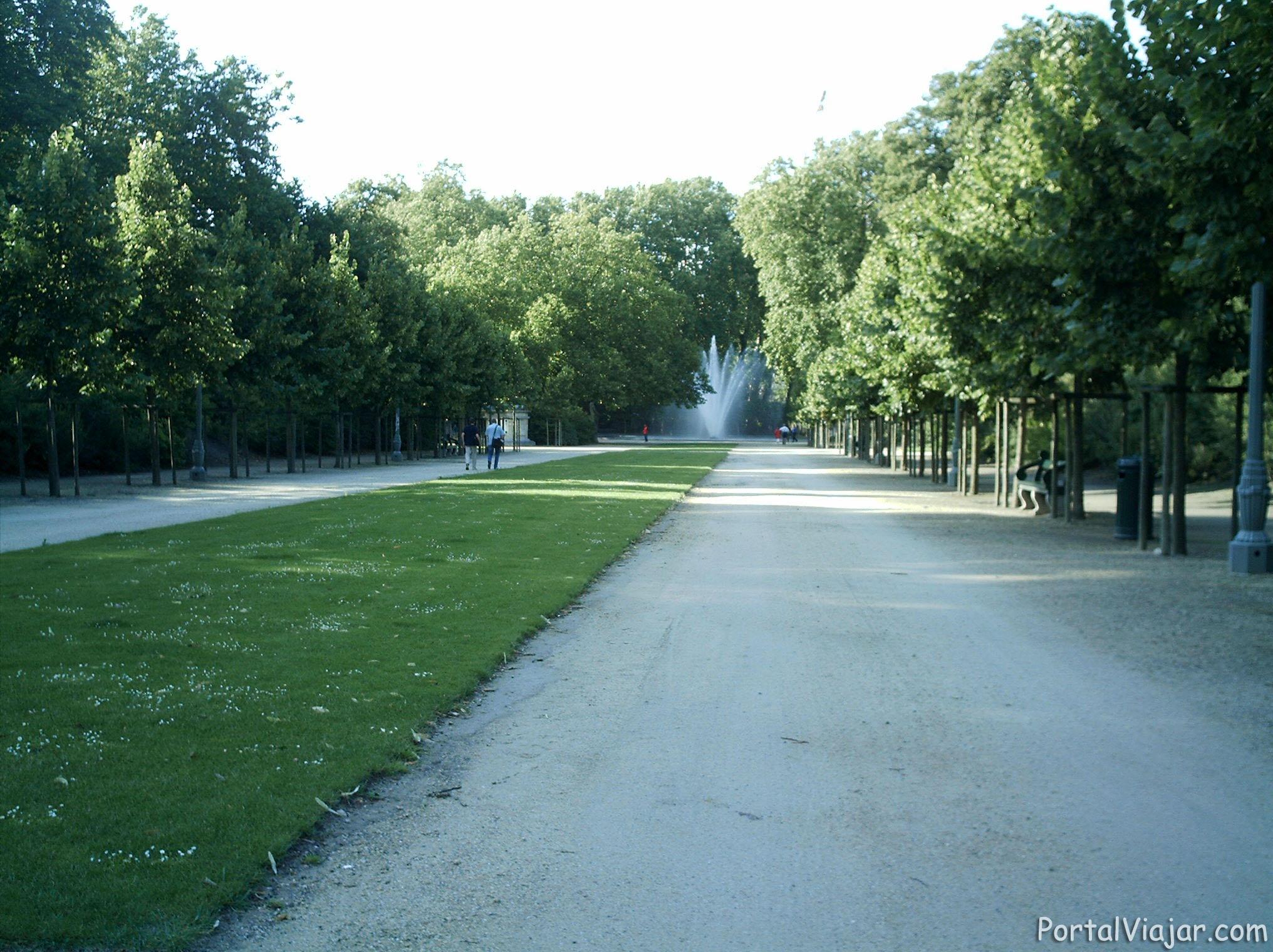 Parque de Bruselas (Bruselas)