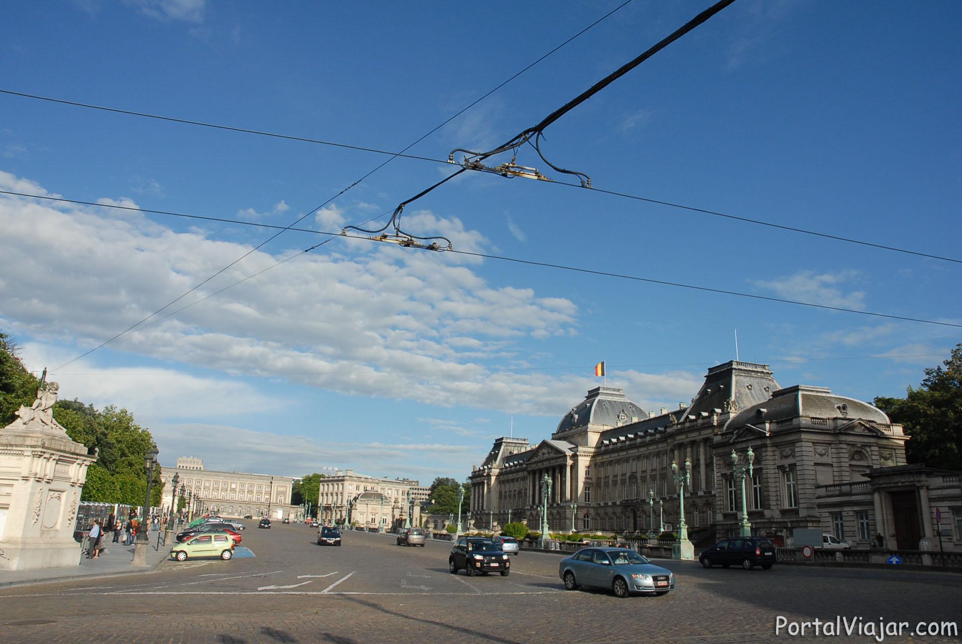 Place des Palais (Bruselas)