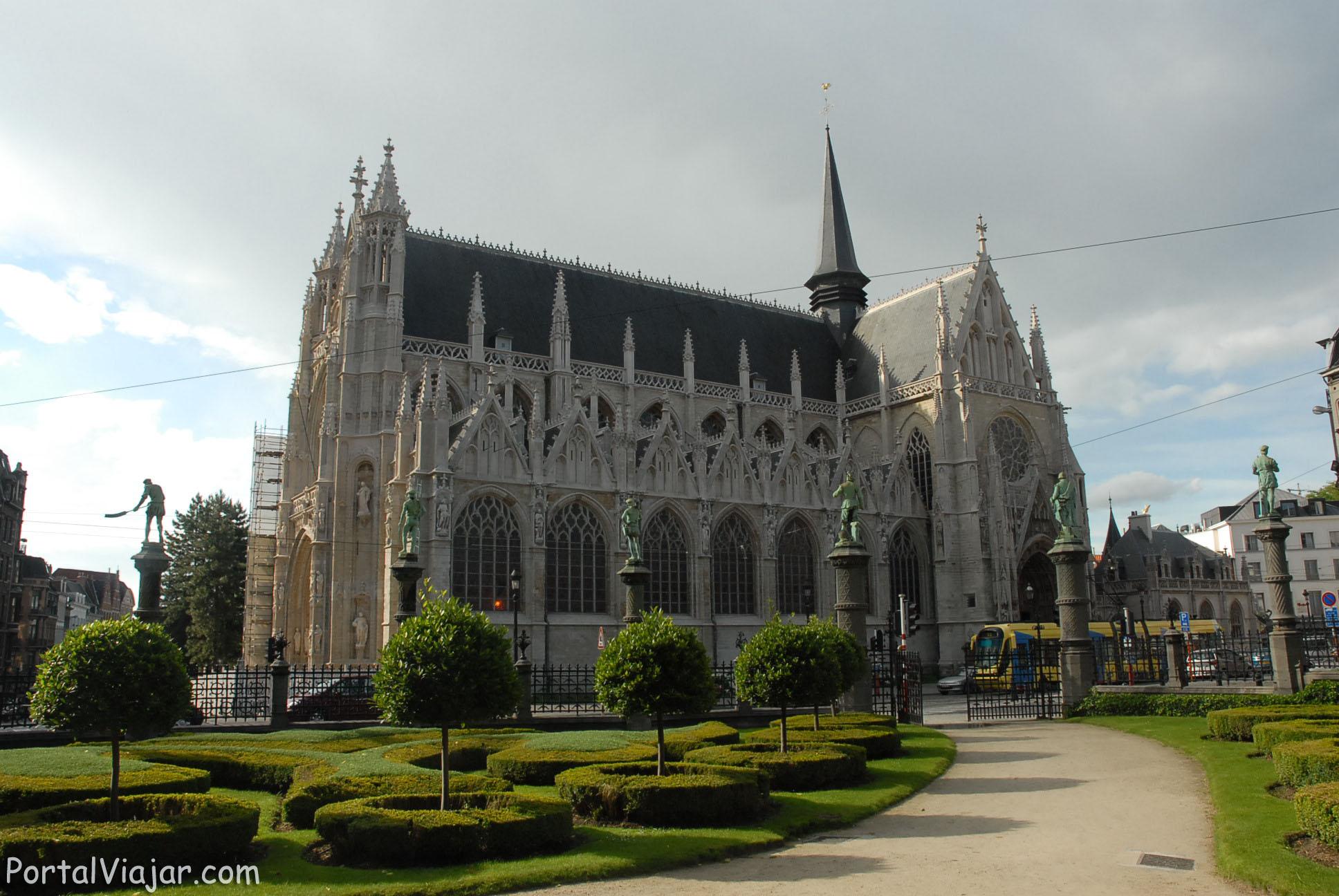 Iglesia de Nuestra Señora de Sablon (Bruselas)