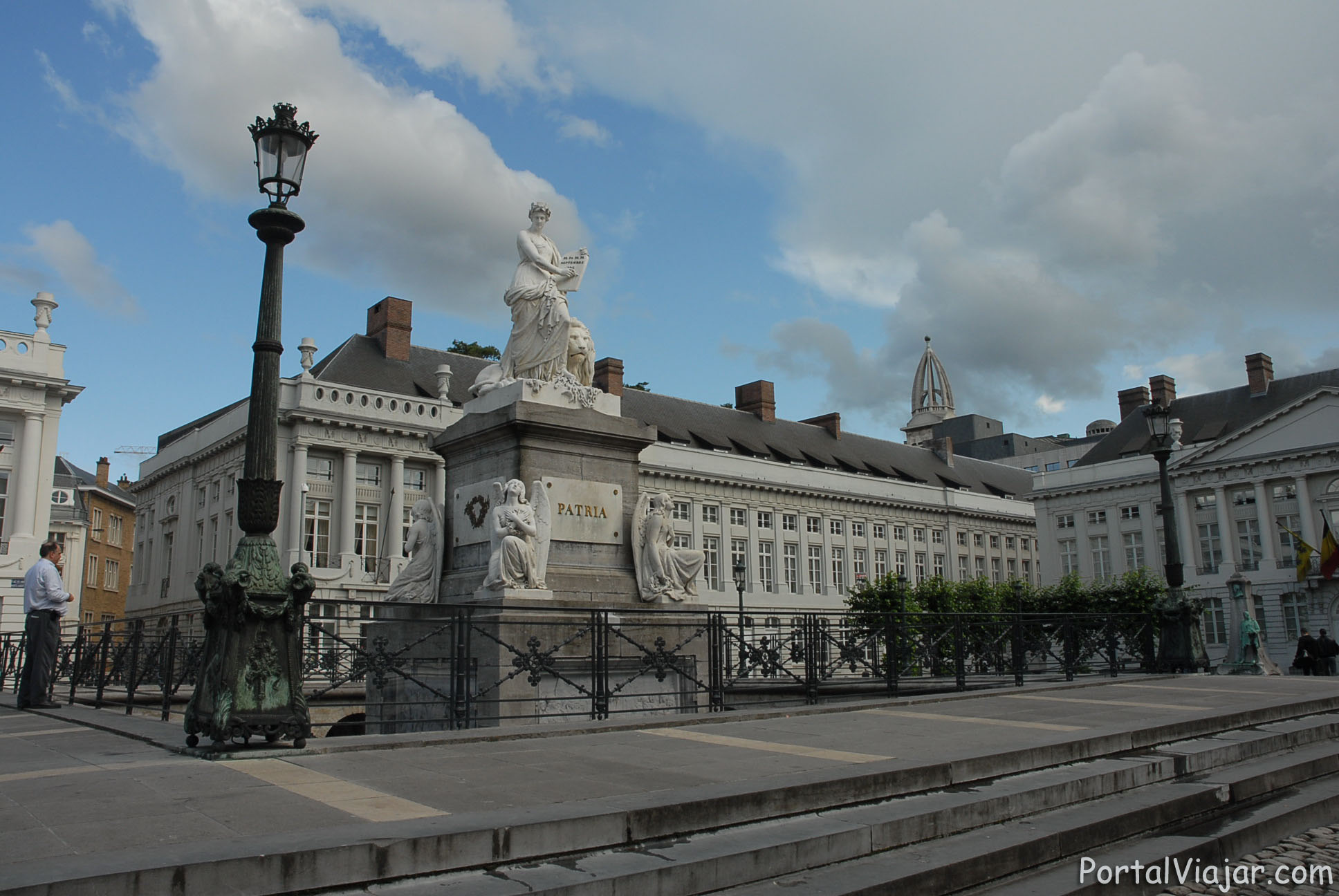 Plaza de los Mártires (Bruselas)