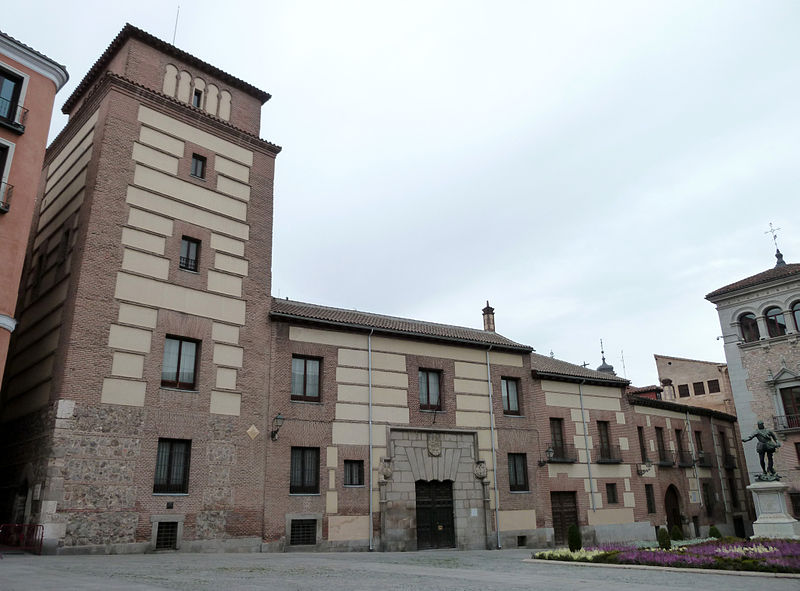 Torre de los Lujanes (Madrid)