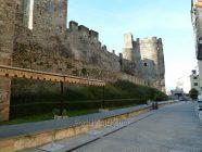castillo de los templarios (ponferrada) 1 - exterior